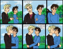 Sappy Comic 2 - yaoi by insectikette