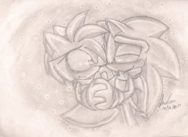 Sonamy: I love the way you see me by andreahedgehog