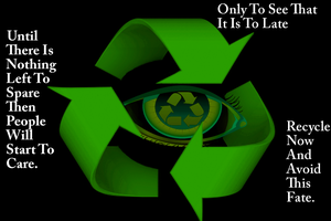 Recycle!! by AirGearStudioTezca