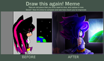 Improvement Meme by Artheyna