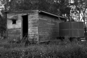 Old House 01 by craigp-photography