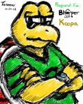 BlooperKoopa by Tanooki128