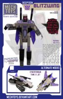 BLITZWING by MECHTOYS