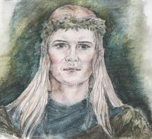 Young Legolas1 by Powerfulwoodelf