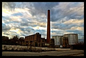 Power Plant HDR by brutalicwolf