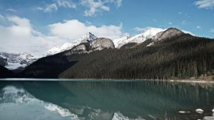 Alpine Lake by tundra-timmy