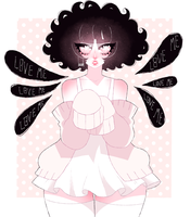love love love me by dollieguts