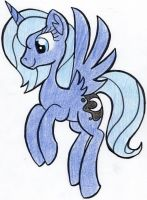 Princess Luna by partylikeapegasister
