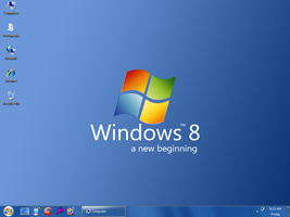 Windows 8 by Vher528