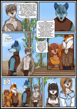Speaking of a mother - Page 18 by Little-shewolf9
