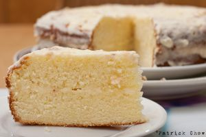 Vanilla pound cake by patchow