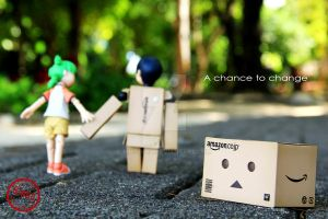 A chance to change by Mr-Singa