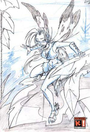 FAIRY FROM EARTH FOUR
