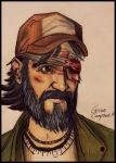 Kenny-The Walking Dead by gilly15