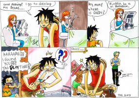 one piece, accident by heivais