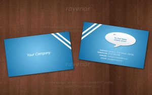 Premium Business Card by Cech1330