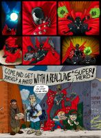 Spawn Parody by fan4battle