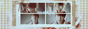 15 kyuhyun banner mr simple by 030288