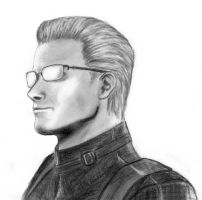 - Albert Wesker - by indigo21