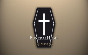 Logo - Funeral Home by clackographix