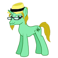 Brony Avatar - Lone Wolf by Moheart7