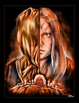 Final Girls and Cinema Survivors: Ginny by mctherrien