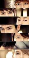 SuJu M Deadly Eyes by myelfhaven