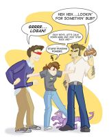 Mutant Problems by ComickerGirl