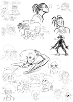 Mac 'n' Tar sketch compilation by Spoonfayse