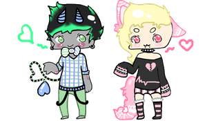 Cute Boy Adopts -open- by pastelbubbles
