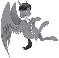 Levi Pony by Shingeki-No-Pony