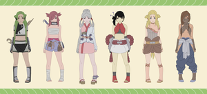 Naruto Adopts-8 (Kaguya clan ) {CLOSED} by Stsmirk
