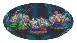 Free! Mermen by iesnoth