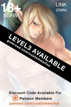 .NSFW Level 3 Link Now Available by customhusbandos