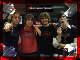 Marianas Trench by TheDeviantUnderdog