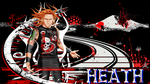 Heath Slater - My way by Roselyne777