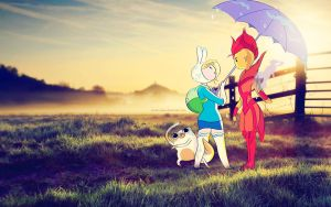 Adventure Time: Le Petit Prince by sorairo-days