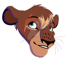 Kovu by CrazyCaptain99