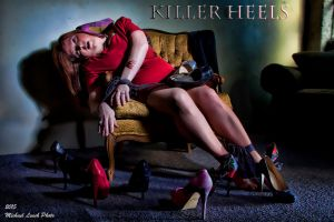 Debbie G Killer Heels 2377 by MichaelLeachPhoto