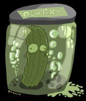 drowning Pickle by DoctorJT