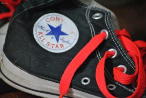 Day 73. Converse. by Hipppiee