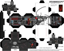 Borg Cubee Schematic by Kairos26