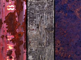 Wood_Metal_Rust by kanzaclimber