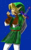 Link the Hero of Time by Lecyk