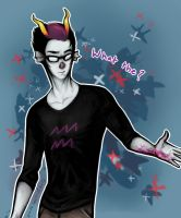 Eridan Ampora... Again by TheLanguidClown