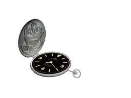 Pocket Watch by Roxas5