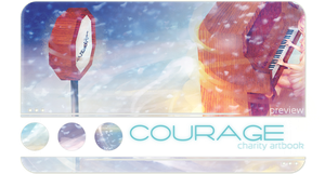courage :: preview by ederily