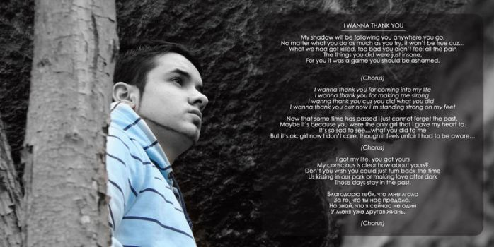 cd inner booklet by FaceyFace