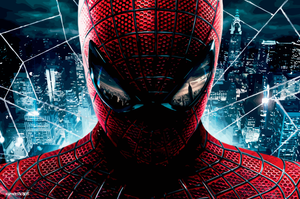 The Amazing Spider-Man - Vector Wall by elclon
