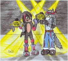 Tag Champs by HammerlockTE